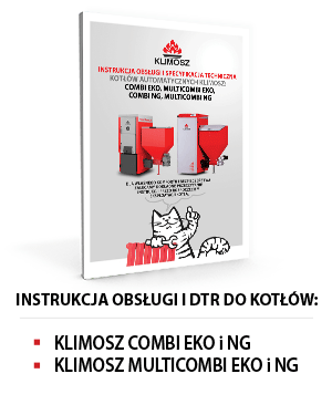 Instrukcja obsługi KLIMOSZ COMBI i MULTICOMBI