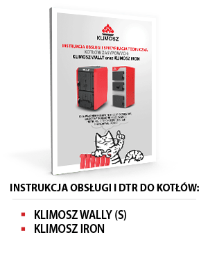 Instrukcja obsługi KLIMOSZ WALLY (S) i IRON