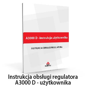 instrukcja regulatora a3000d uzytkownika