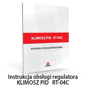Instrukcje obsługi regulatora rt04c