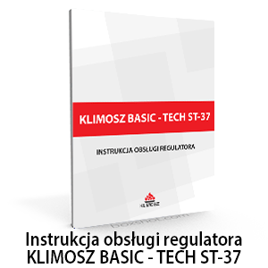 Klimosz Basic TECH Instr Obslugi Regulatora