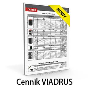 cennik viadrus 2018