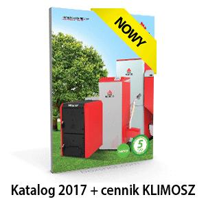 katalog cennik kotły klimosz 2017