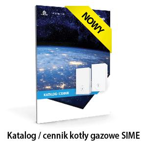 katalog cennik kotły gazowe sime